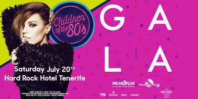 Children of the 80s Gala