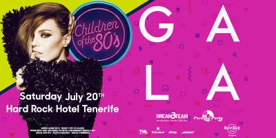 Children of the 80s Gala