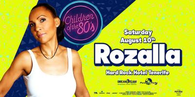 Children of the 80s Rozalla