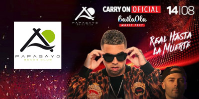 Carry On Oficial Papagayo...