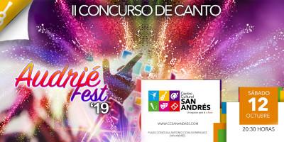 AudriéFest 2019