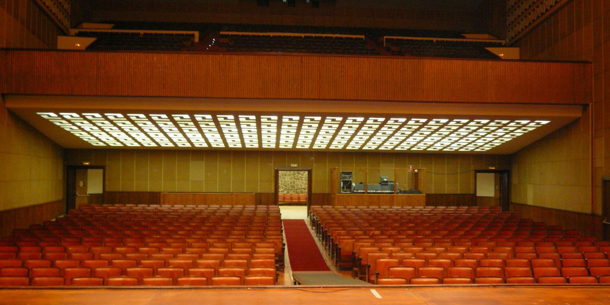 Auditorio Teobaldo Power